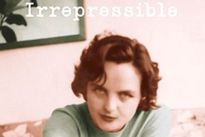 The irrepressible Jessica Mitford - image from 'Irrepressible: The Life and Times of Jessica Mitford', by Leslie Brody